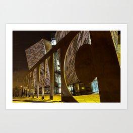 Titanic 002 Art Print