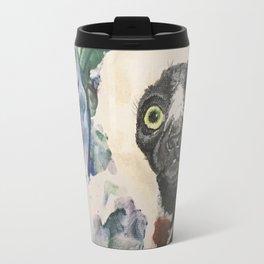 Coquerels Sifka Hand Painted - Print Travel Mug