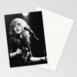 Stevie Nicks Music Poster Canvas Wall Art Home Decor, No Frame Stationery Cards
