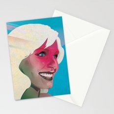 Classy- Kristen Bell Stationery Cards