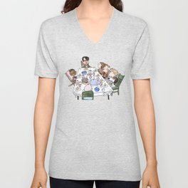 A Max Fischer Thanksgiving Unisex V-Neck