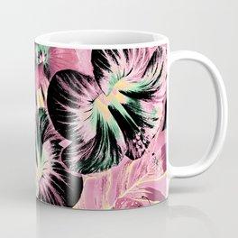 Vintage Pink Aloha Coffee Mug