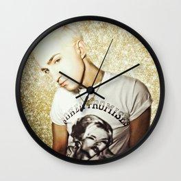 Matthew Decker Official Wall Clock