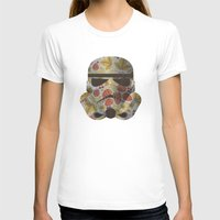 trooper T-shirts featuring STRAWBEЯRY TROOPER by Beardy Graphics