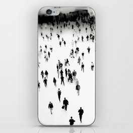 Connect the Dots at the Oculus New York iPhone Skin