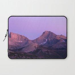 Twilight in the Wind River Range Laptop Sleeve