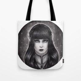 Fae Portrait  Tote Bag
