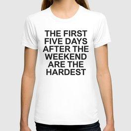 FACTS 001 T-shirt