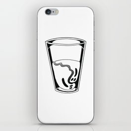 Ghosts in a Glass iPhone Skin