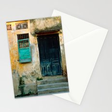 VIETNAMESE FACADE - HOI AN Stationery Cards