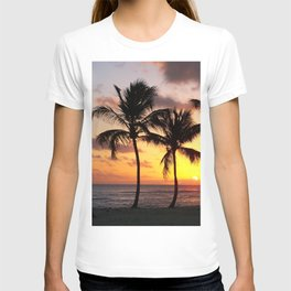 An Evening on the Beach T-shirt