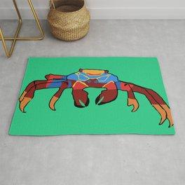 The Impressive Crab Rug