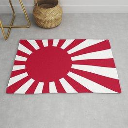 Japanese Flag Rug