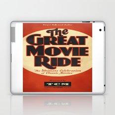 Great Movie Ride TCM Poster Laptop & iPad Skin