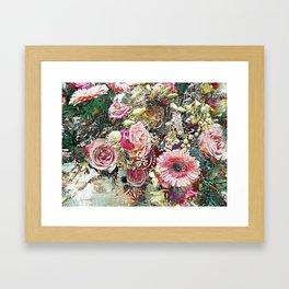 Mardi Grass Framed Art Print