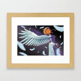 1st Anniversary Framed Art Print
