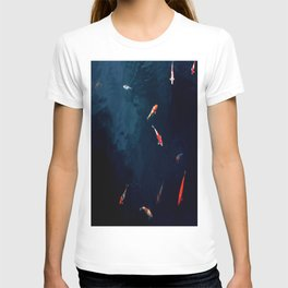 Koi Around T-shirt