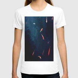Koi Around T-shirt