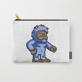 Angry yeti Carry-All Pouch