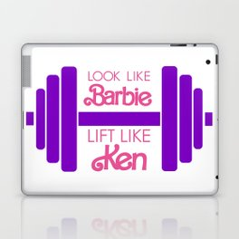 Barbie Laptop & iPad Skin