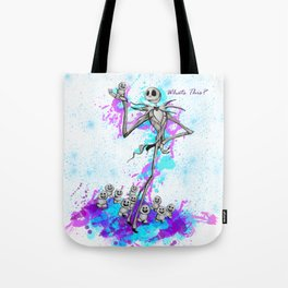 Whats This? Tote Bag