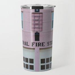 Central Fire Station - Marfa Travel Mug