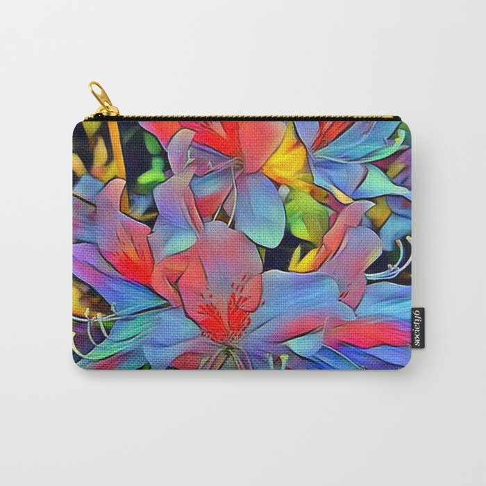 Floral ArtStudio - wonderful flowers Carry-All Pouch