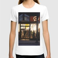 vancouver T-shirts featuring Cartems Vancouver by RMK Photography