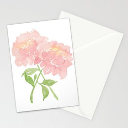 Peony Partners Stationery Cards
