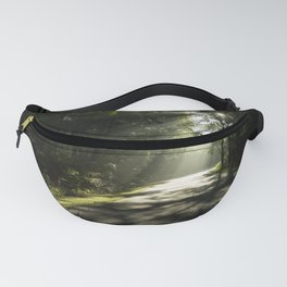Forest Morning 2 Fanny Pack