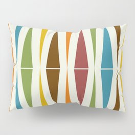 Mid-Century Modern Art 1.4 Pillow Sham