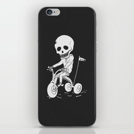 Death Kid Bone Ride iPhone Skin