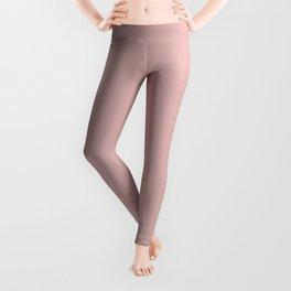 Silver Pink // Pantone 14-1508 TPX Leggings