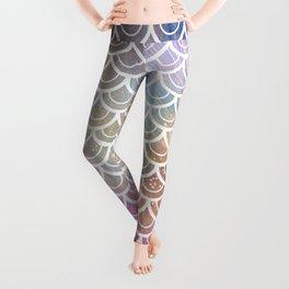 Mermaid Rainbow Sparkle Leggings