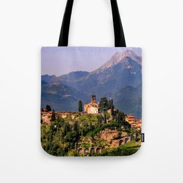 Town of Barga Tote Bag