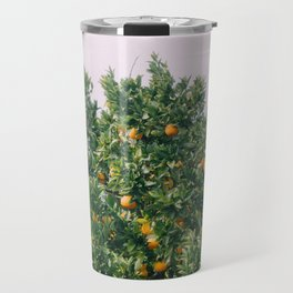 Oranges for Days Travel Mug