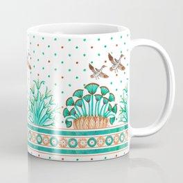Lotus and Papyrus Coffee Mug