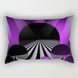 3D - abstraction -92- Rectangular Pillow