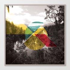 Sojourn series - Lake Mathieson Canvas Print