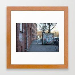 Hamburg I Framed Art Print