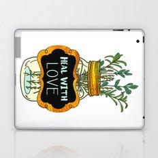 Heal With Love Laptop & iPad Skin