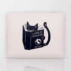 World Domination For Cats Laptop & iPad Skin