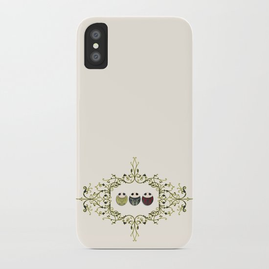 One for all, all for one! iPhone Case