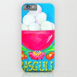 O' Rasgullea iPhone Case