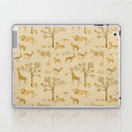 Safari in the Serengeti Laptop & iPad Skin