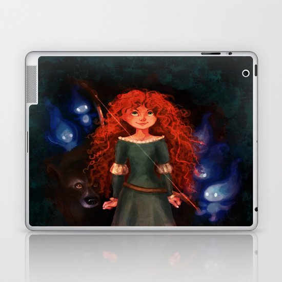 Bravery Laptop & iPad Skin