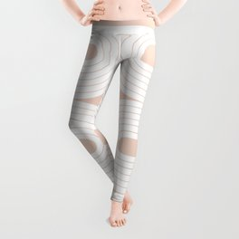 Abstraction_LINES_Minimalism_001 Leggings