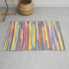 Rainbow Spectrum Rug