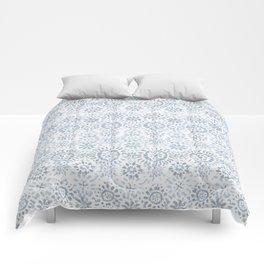 Dhalia - Blue Comforters