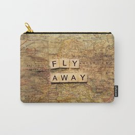 fly away-2 Carry-All Pouch
